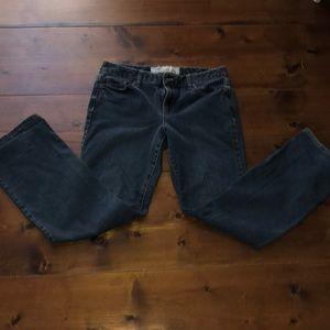 Loft boot jeans